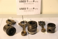 Pistons and piston rods